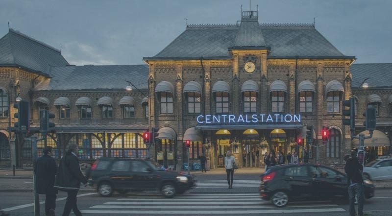 Gothenburg centralstation