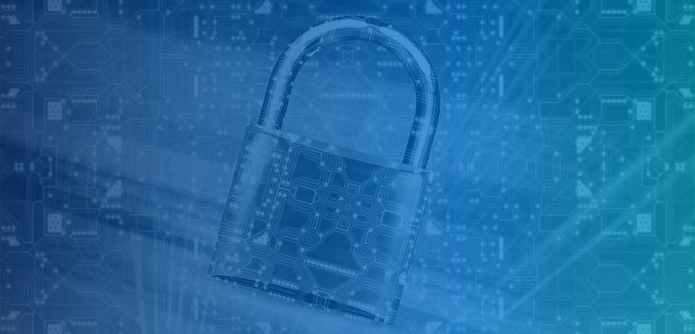 VS Gradient - Security Background 1