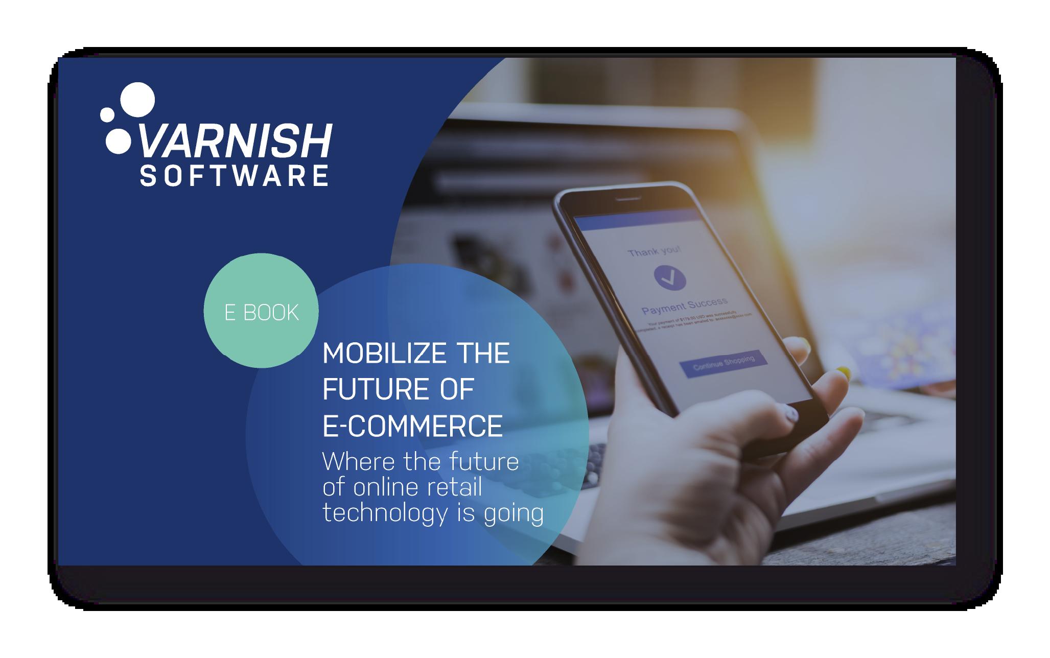 mobilize the future of e-commerce (cover)