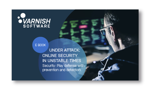 Under Attack Online Security in Unstable Times e-book cover